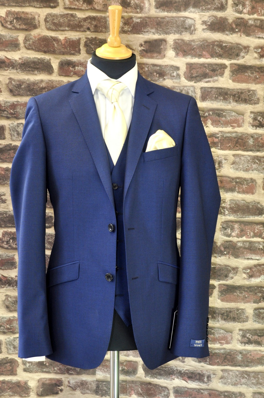 Magee Navy Blue Suit