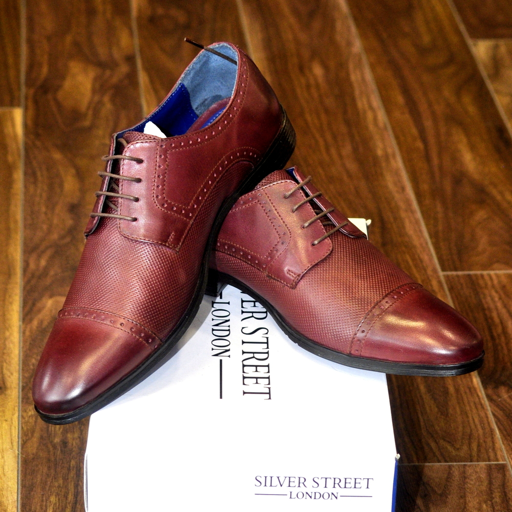 silver street wine garrick shoe