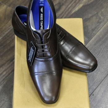 Brown Potton Shoe