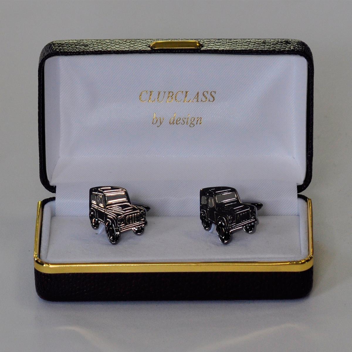 Range Rover Cufflinks - €35.00