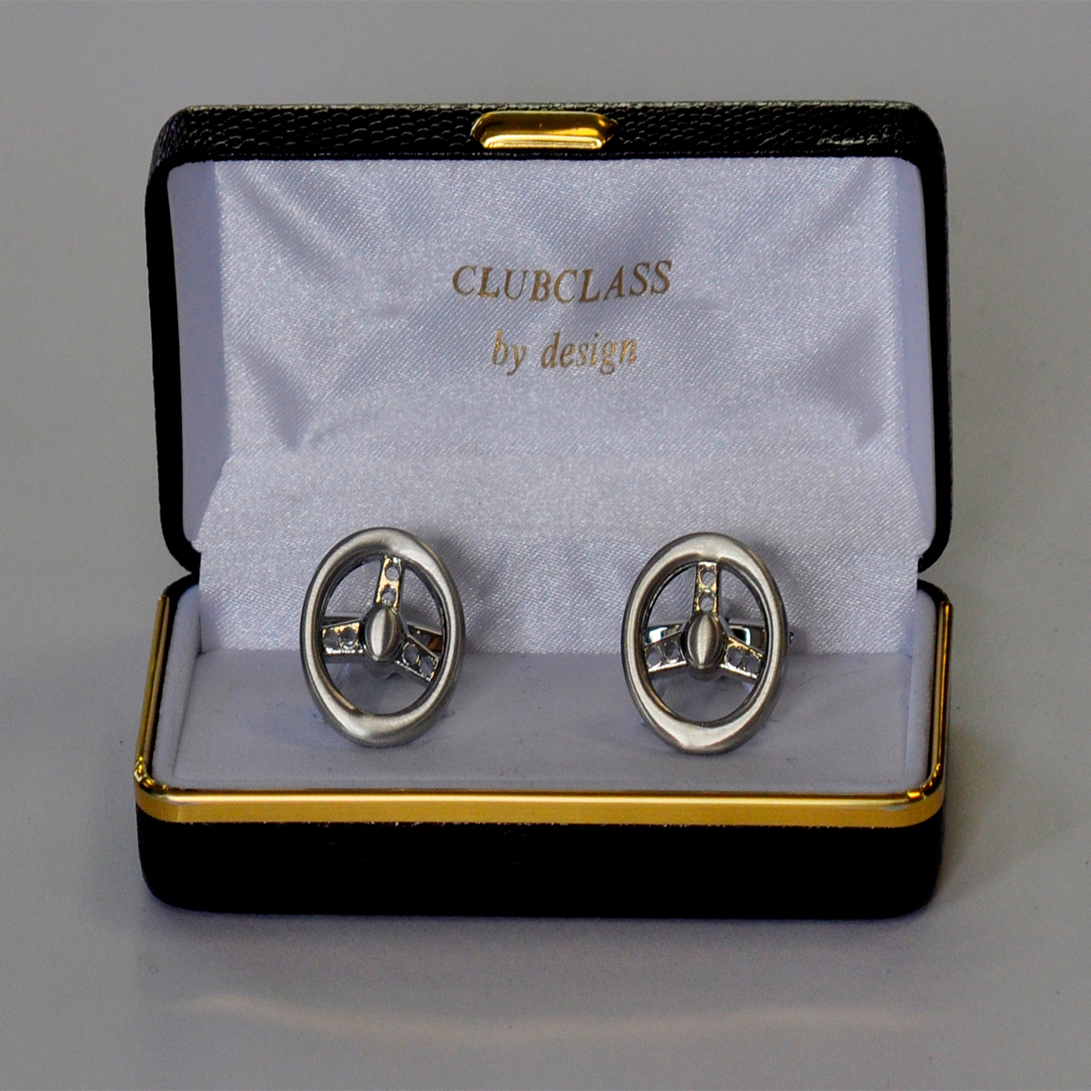 Steering Wheel Cufflinks - €35.00