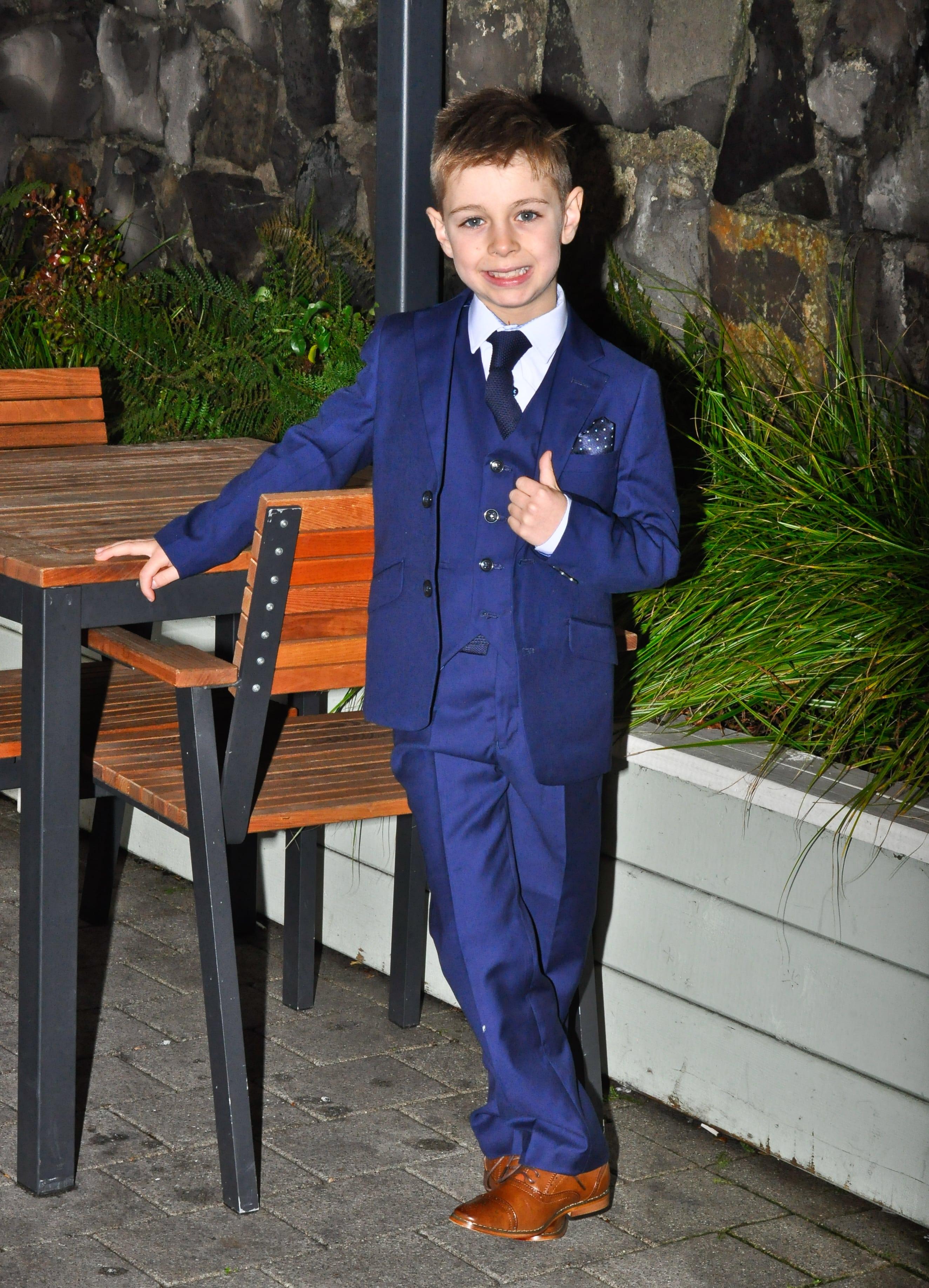 Communion Suits for Boy