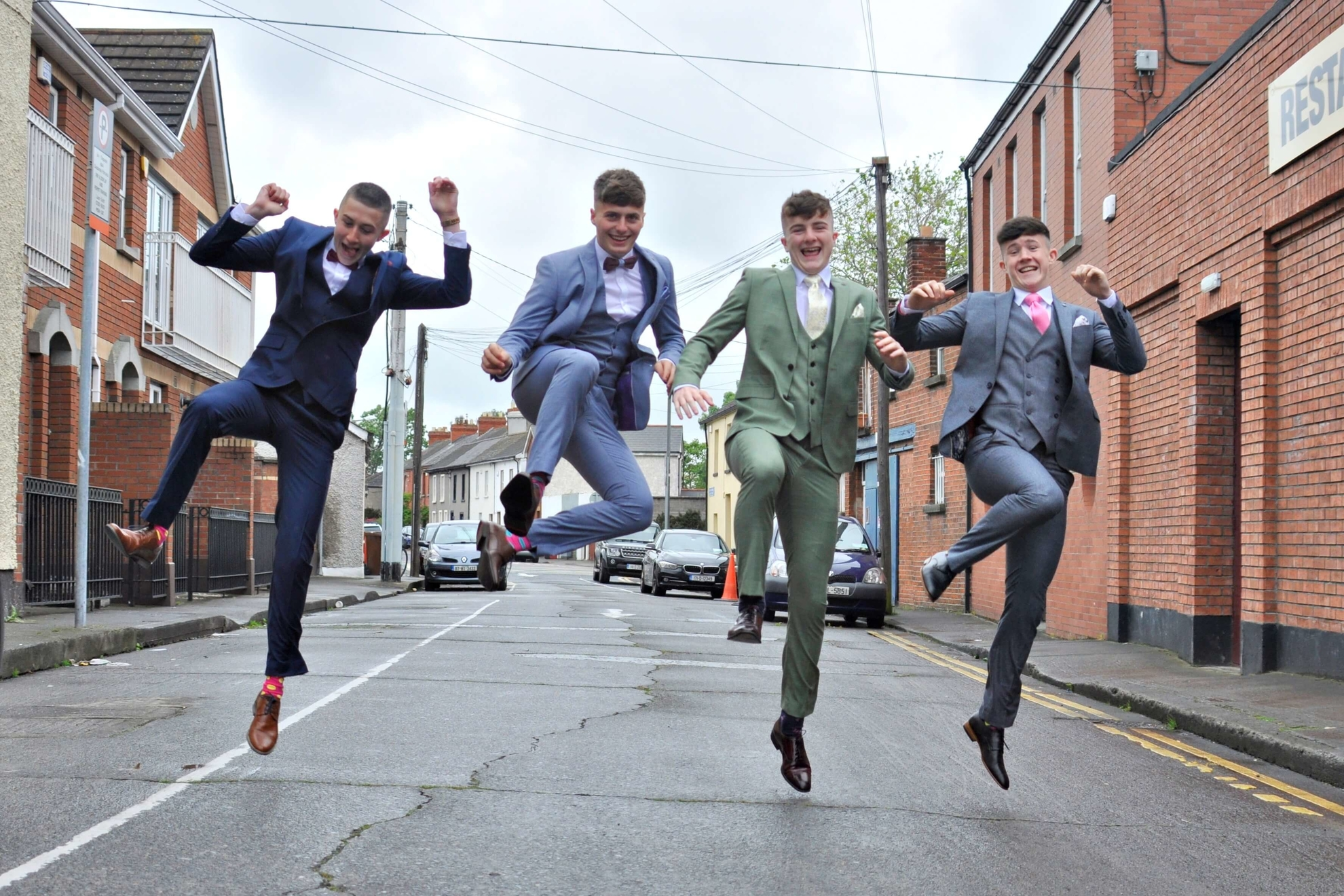tailored suits Dublin